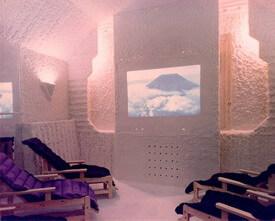 Домашняя соляная пещера