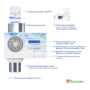 Бытовой галогенератор для соляной комнаты Витасоль от производителя Аэромед