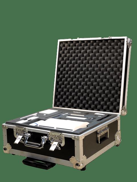 Мобильный комплект на базе аппарата «ГалоВита» с набором аксессуаров
