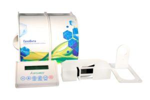 Домашний галогенератор «ГалоВита» с беспроводным индикатором концентрации сухого солевого аэрозоля