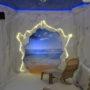 Соляная пещера в Оздоровительном комплексе Снигири, УД ПР РФ, Московская обл.