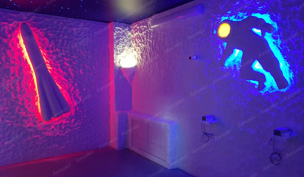 Соляная комната в Пансионате «Восток-6», Санкт-Петербург