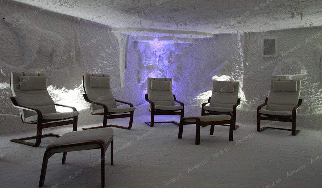 Частная соляная пещера, Каменск-Уральский