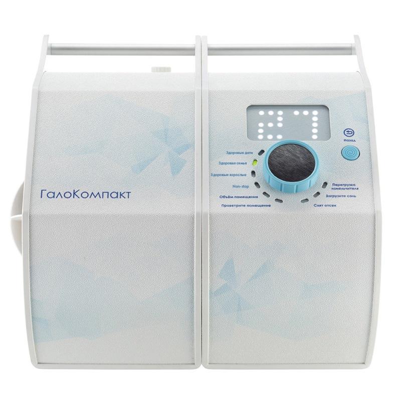 ГалоКомпакт создан специально для оборудования домашних соляных комнат